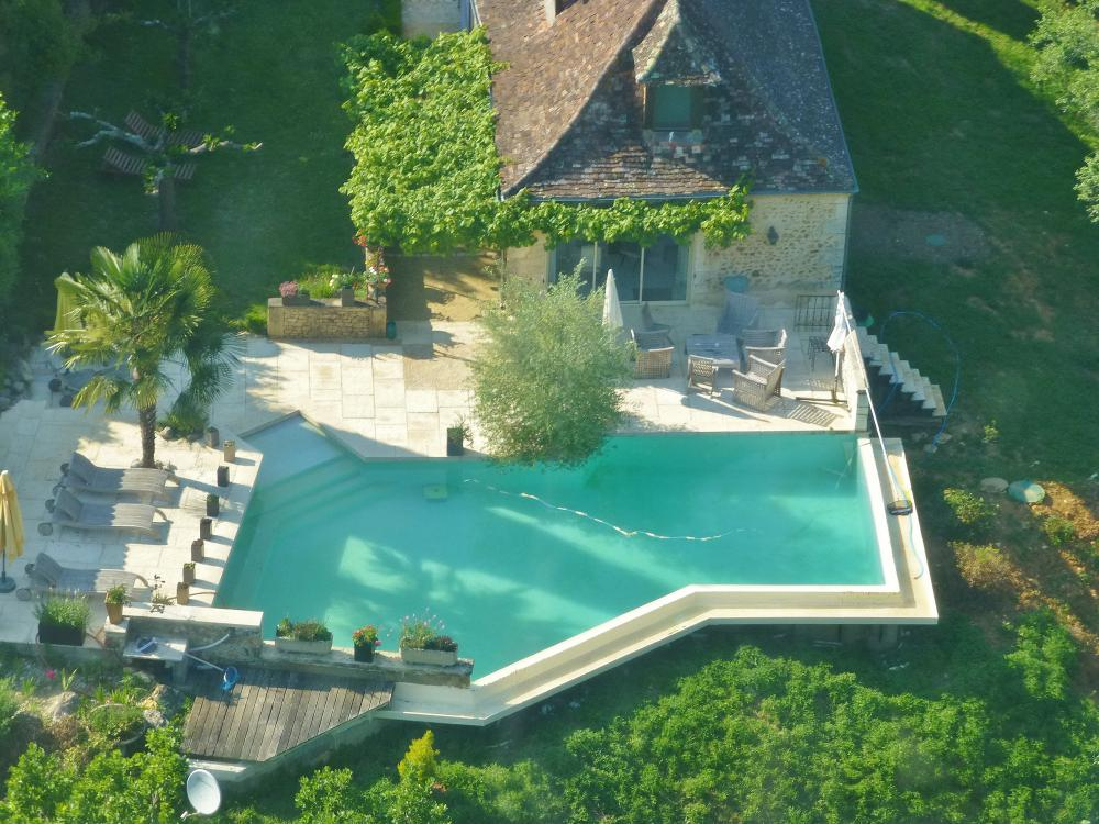 A Beautiful Stone Farmhouse Nestled Within Acres Of Breathtaking  Countryside, In The Heart Of The Périgord Blanc. Private Heated Pool U0026 Pool  House, ...