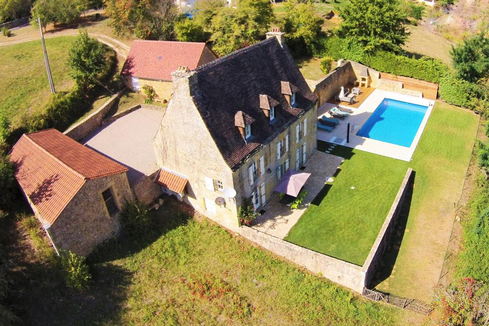 Holidays rental Dordogne - Rental Saint André d Allas