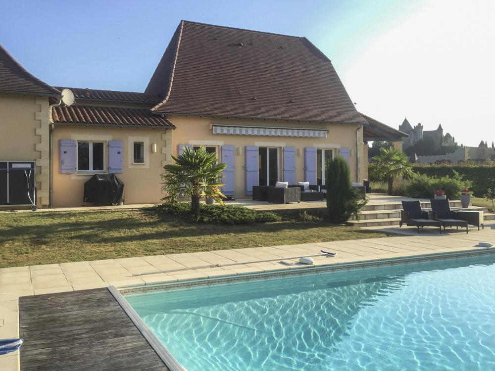 Holidays rental Dordogne - Rental Vitrac