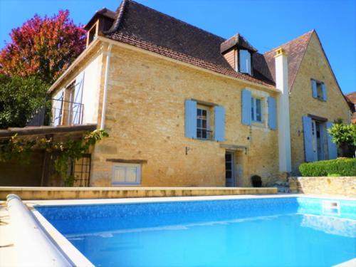 Location vacances Dordogne - Location Savignac de Miremont