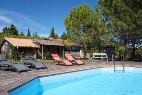 Location vacances Dordogne - Location Veyrines de Domme