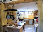 The barn : the kitchen