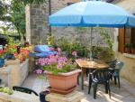 Petite Maison : terrasse area