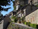 the medieval village of Beynac
