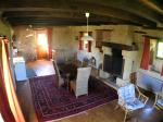 The watchman's cottage: the lounge