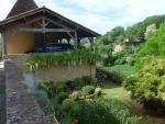 The private car park, very rare and appreciable in the medieval villages as Limeuil