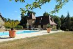 Holidays gite Dordogne Fauchedies Hautes