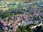 The pretty village of belves, voted one of the most beautiful village of France