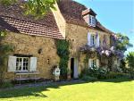 Holidays gite Dordogne Glycine