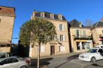 This triplex appartment set in a private stone mansion in the heart of Sarlat