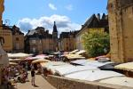 Market day at Sarlat