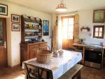 the country style kitchen