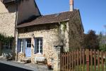 Holidays gite Dordogne Volets Bleus