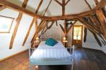 The old Farm - The second double bedroom at 1st floor