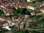 The bastide of Domme
